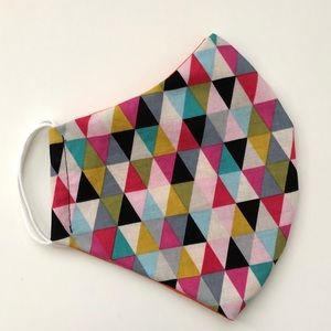 Accessories - 25% OFF 2/More Face Mask Geometric Print OSFM